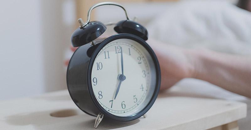 Quel est le temps de sommeil en fonction de l'âge ?